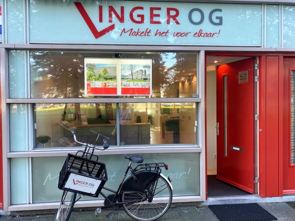 Linger OG Makelaars kantoor Amsterdam Zuidoost Grubbehoeve